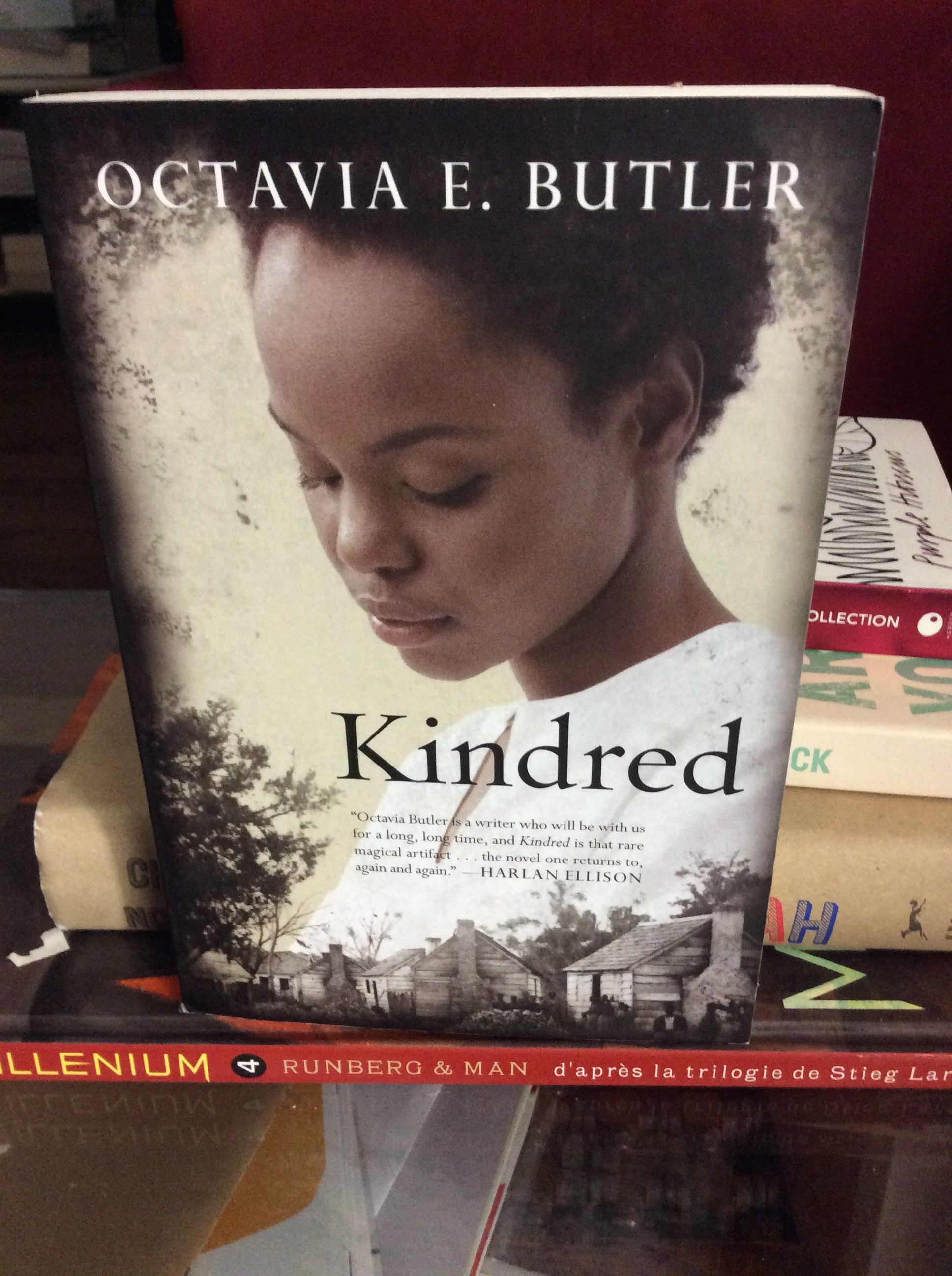 octavia e butler essays An introduction to kindred by octavia e butler learn about the book and the historical context in which it was written.